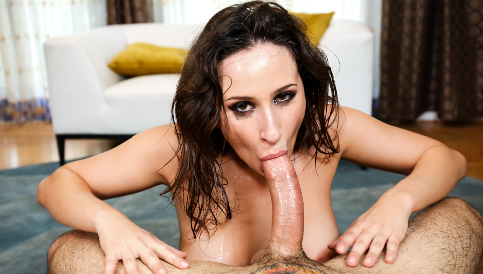 Ashley Adams & Small Hands in Ashley Adams Mouthful of Pleasure - Throated Free fucking ladies videos