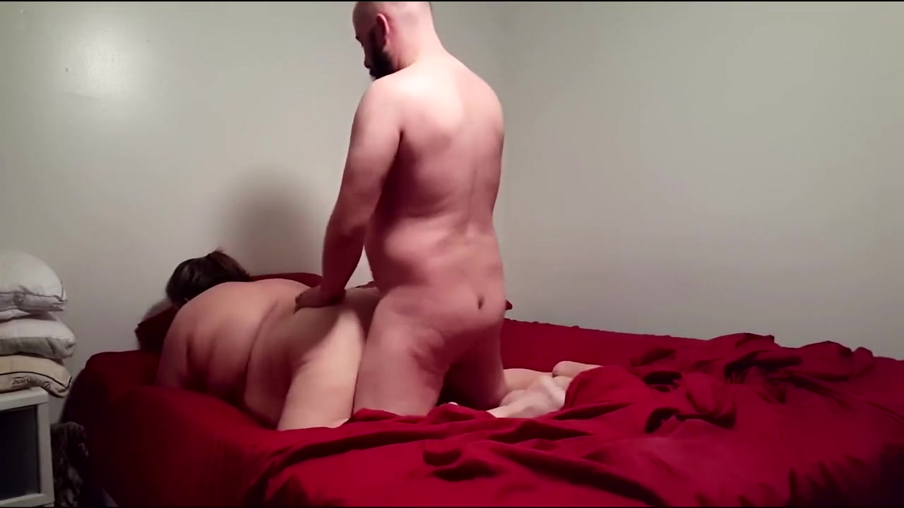 BBW Wife gets fucked and pussy eaten Bigtitted lesbians scissoring in secret sex