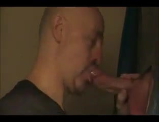 Hot sucking action at the homemade glory hole 16 Midget movies xxx