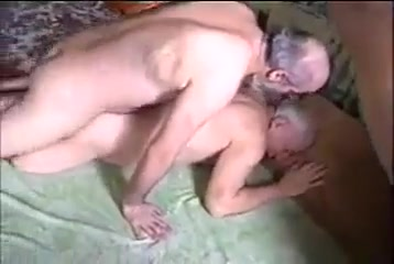 Old men orgy How long should a good sex last for