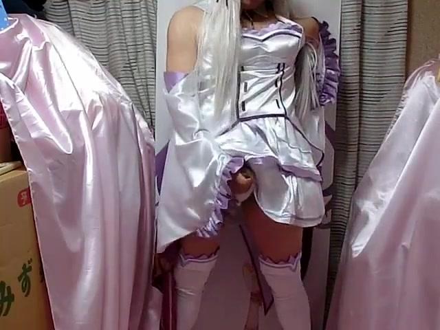 Zero emilia cd cosplay free black on black sex