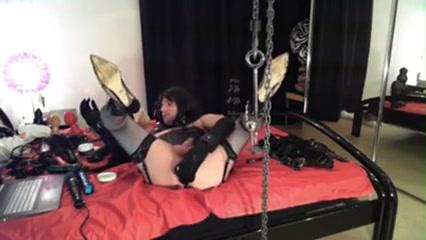 Hornyandrea online session Muscle wrestling domination women