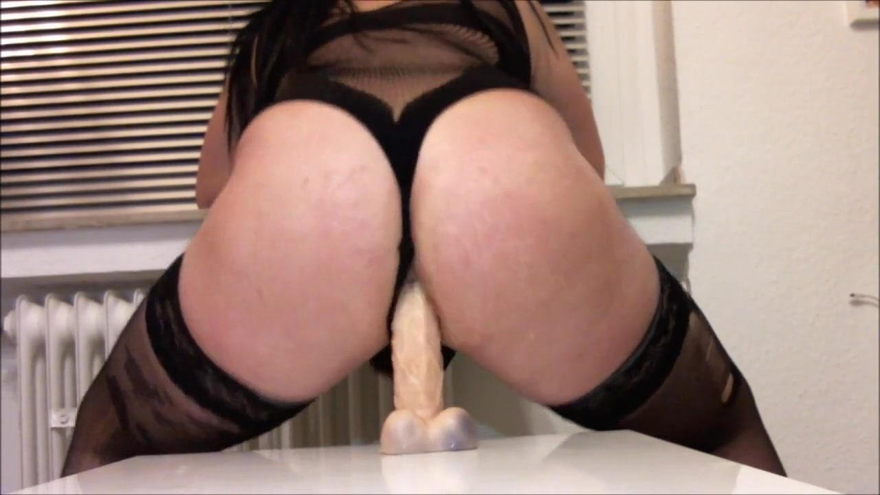 Sissy Dildo Fuck Complation Mature women in see through lingerie