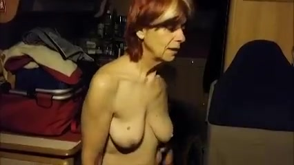 La suite.....Marie en camping-car gang bang with creanpie inside pussy