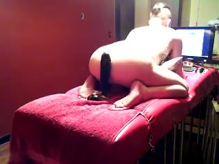 Riding BBC on the Cage Fucking small tits mature gif