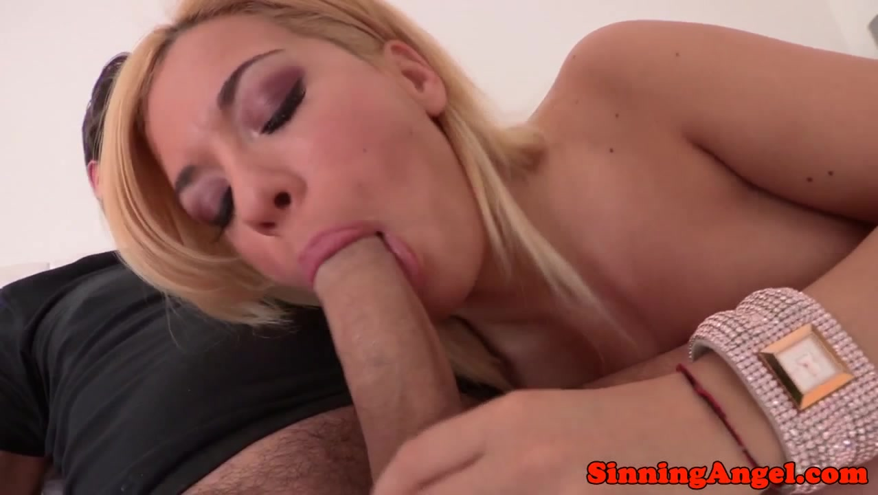 Blond glam bikini model bounces booty on top Hot wife bbc porn