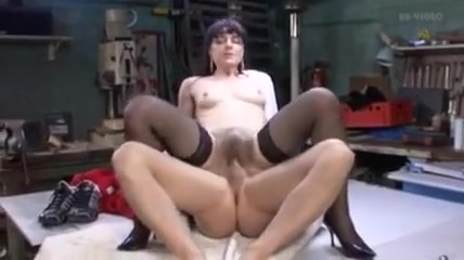 Shaggy mother taken to the workshop Quill18 wife sexual dysfunction