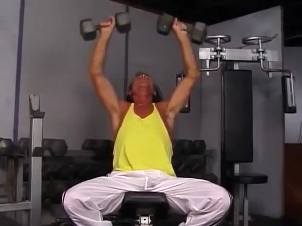 Seksik in the gym Frat style porn