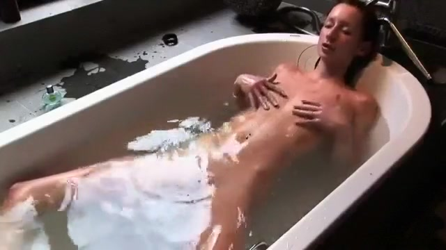 Beautiful female bends in the bath How to get your sex drive back on antidepressants