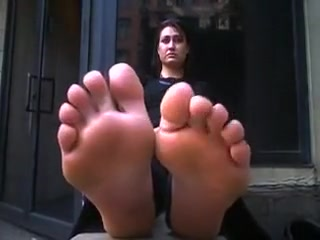 Mom and her feet xxx self cum lickers