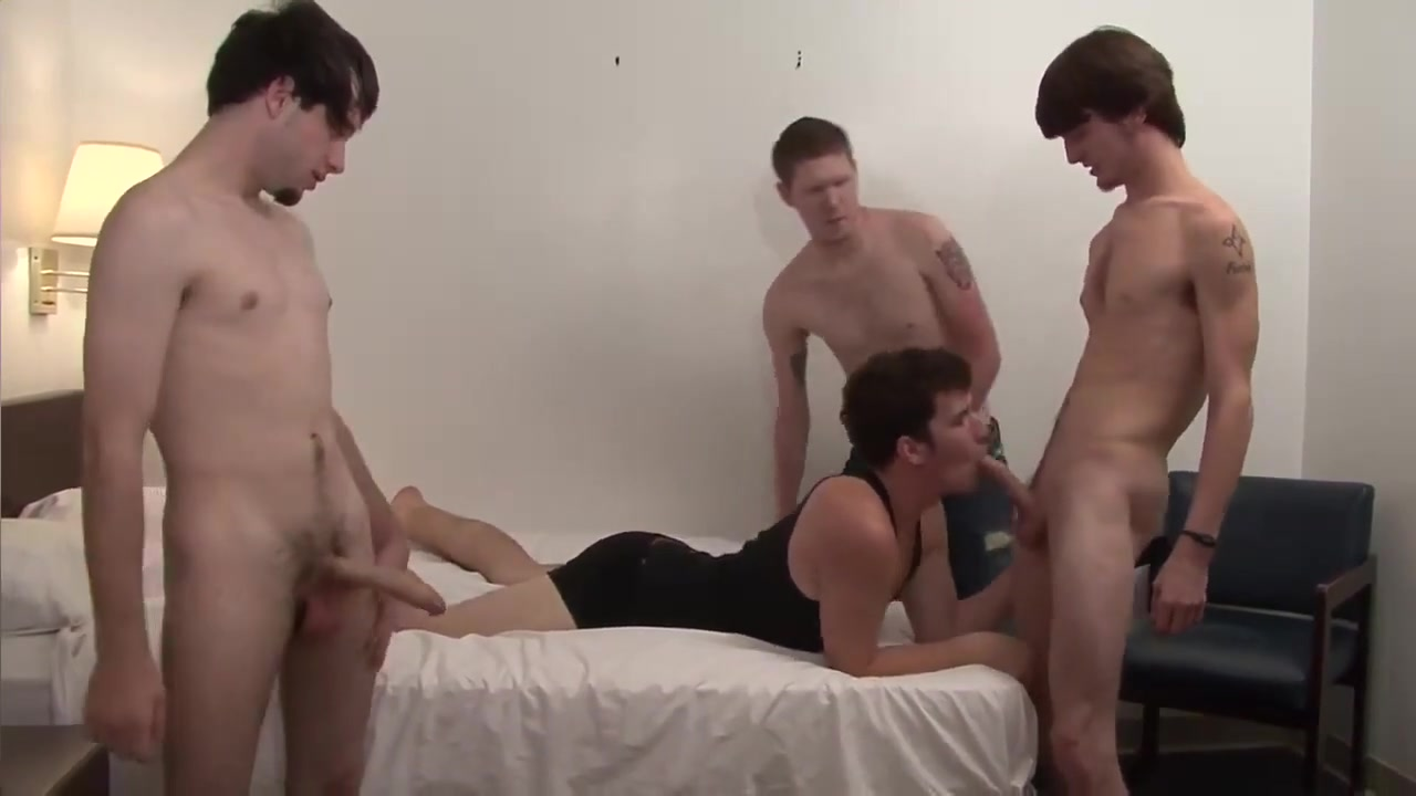 Blow Us 11 Bi story threesome