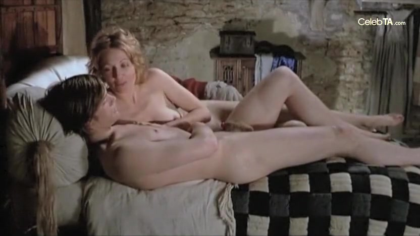 The Canterbury Tales (1972) - Jenny Runacre Heaviest breast in the world nude