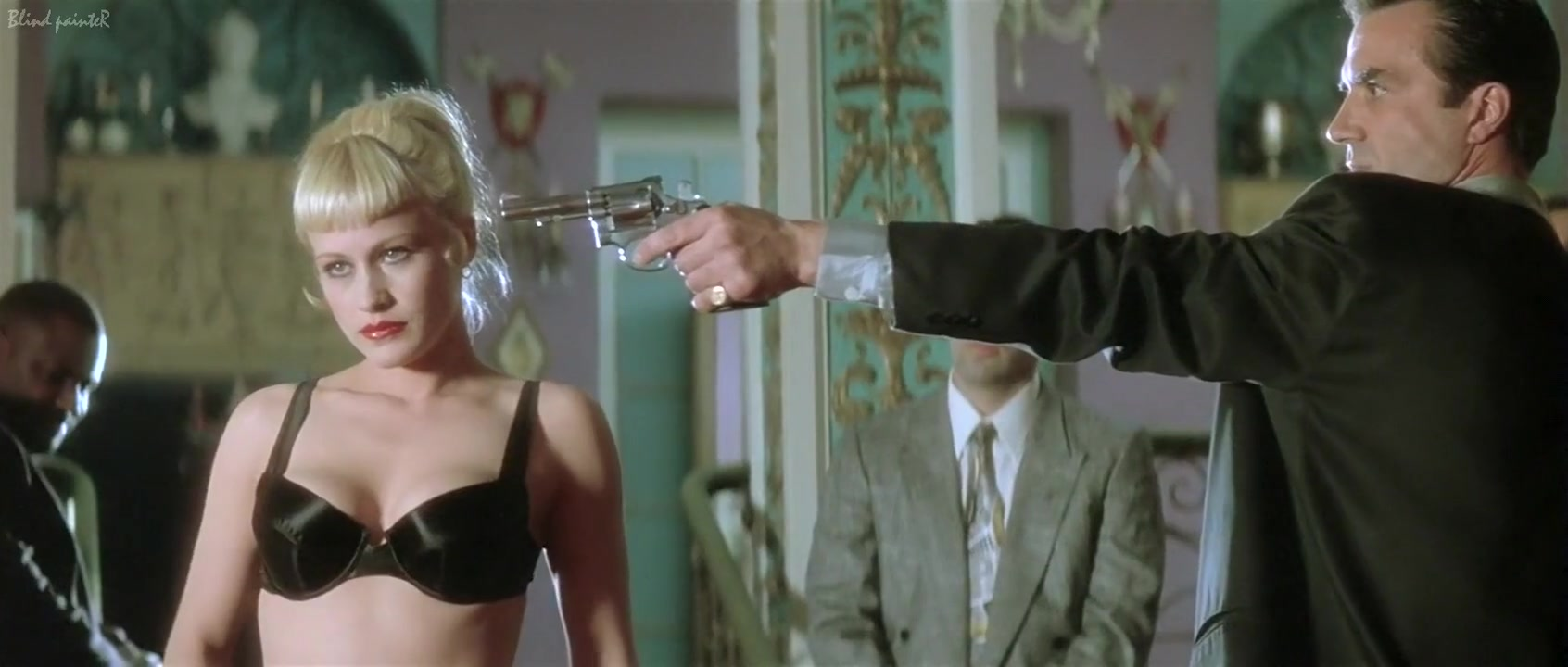Lost Highway (1997) Patricia Arquette hot blonde amateur ass