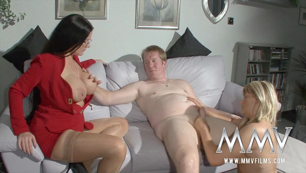 MMVFilms Video: The Sexnanny??s First Pacient to be surprised in japanese