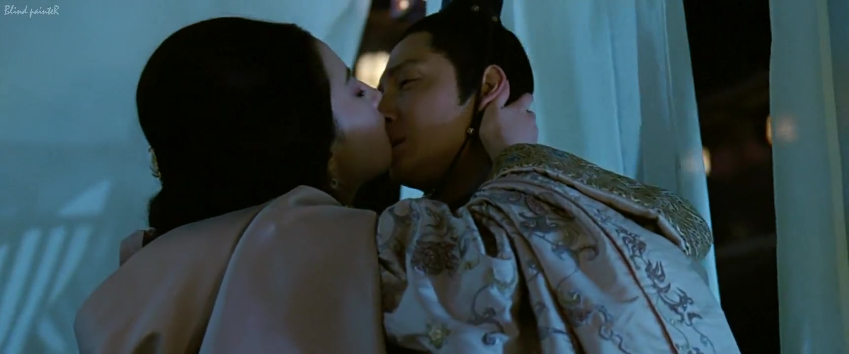 The Assassins (2012) Crystal Liu roxy panther threesome office