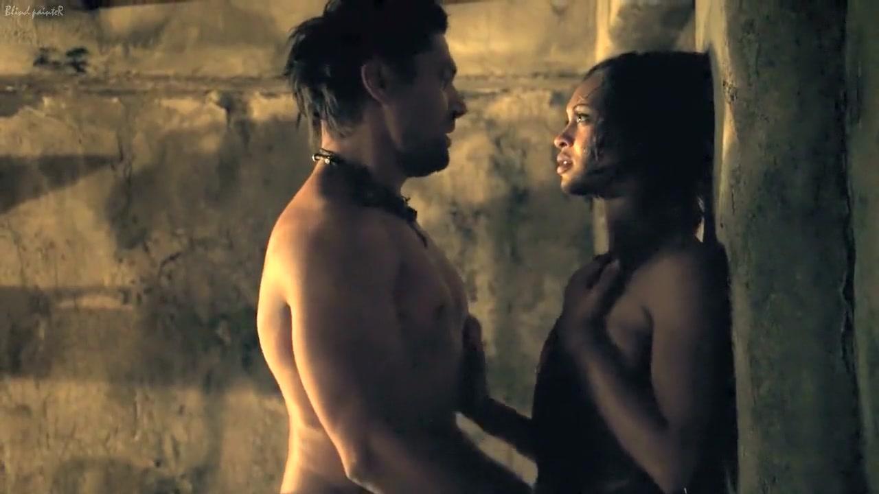 Spartacus Vengeance E09 (2012) Viva Bianca, Hanna Mangan Lawrence, Cynthia Addai-Robinson, Others