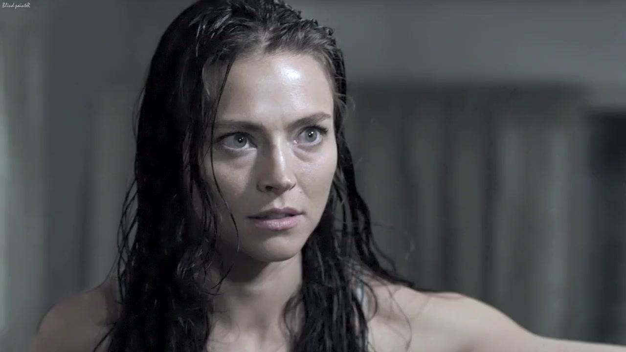 Banshee S02E02 (2014) Trieste Kelly Dunn 2 huge bikini boobs girl bj