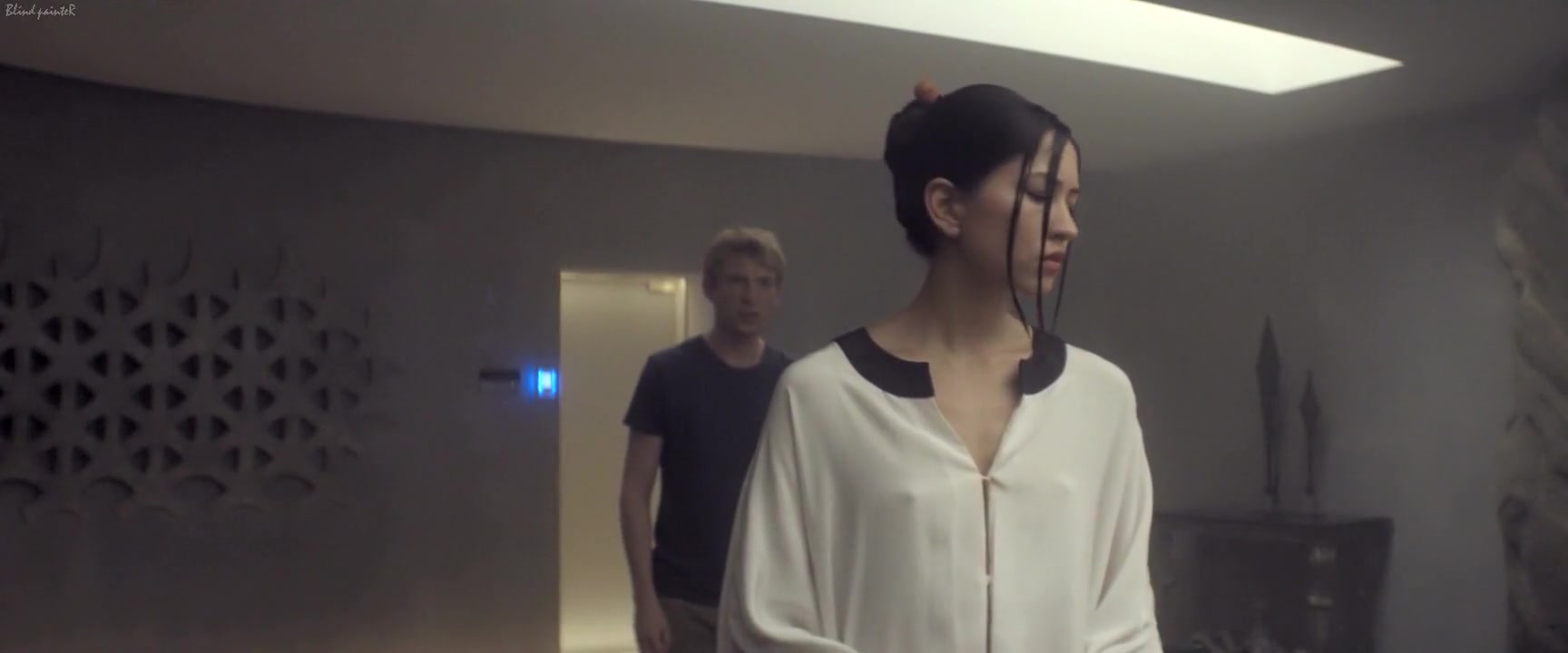 Ex Machina (2015) Sonoya Mizuno, Claire Selby and Other My Wife Loves My Big Cock