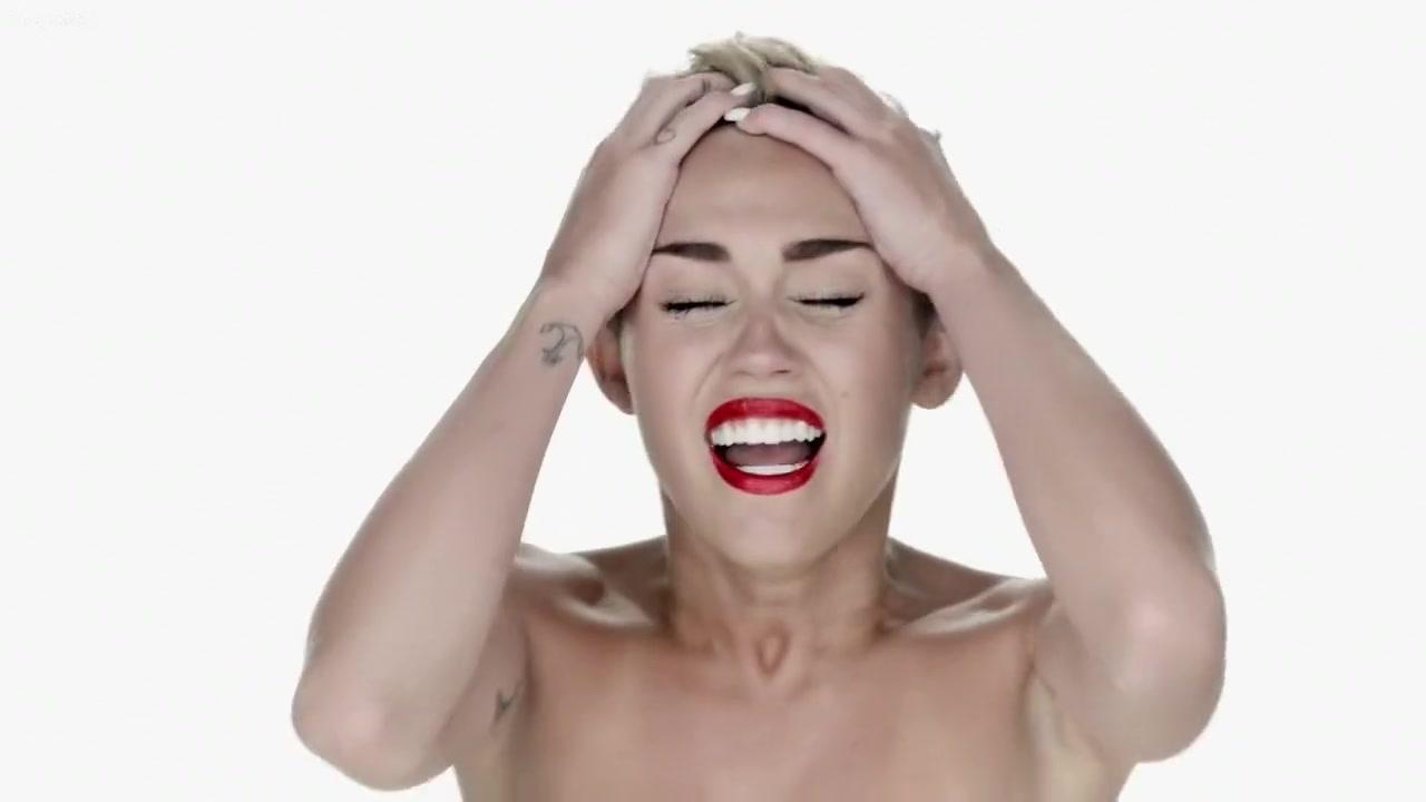 Wrecking Ball Miley Cyrus