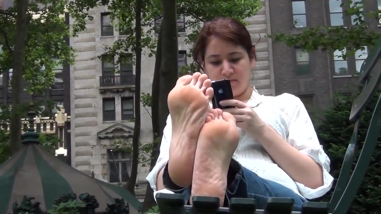 Candid soles stretching youtube and sex education