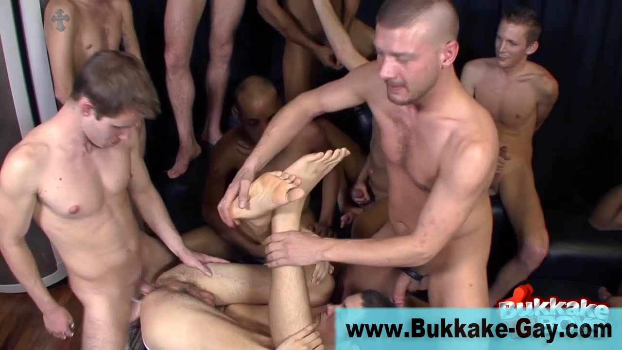Bukkaked twink gets spitroasted Girls Not Hot