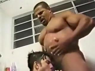 Crazy amateur gay scene with Black Guys, Big Dick scenes Little alyssa milano porn