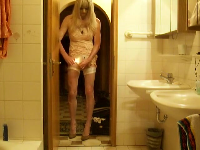 Exotic homemade gay clip with Crossdressers scenes Cheat bigger