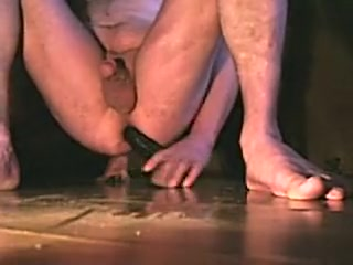 Fabulous amateur gay clip with Solo Male, Dildos/Toys scenes His cock felt good inside