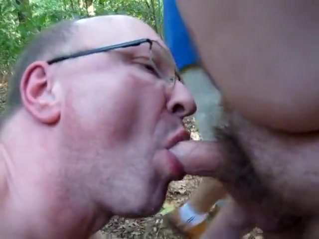 Fabulous homemade gay scene with Blowjob, Outdoor scenes guys getting face fucked