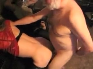 Amazing amateur gay video with Daddies, Blowjob scenes tied up and made to cum twice 1