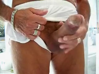 Fabulous homemade gay video with Big Dick, Solo Male scenes Close up pussy eating orgasm