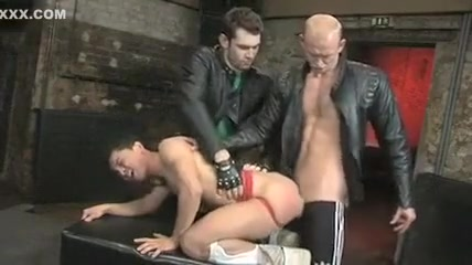 Incredible homemade gay clip with Threesomes, BDSM scenes peeking at gay men
