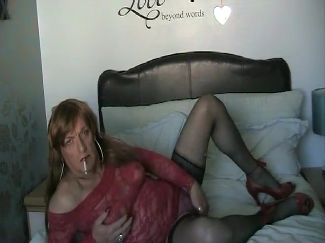 Crazy homemade shemale clip with Lingerie scenes