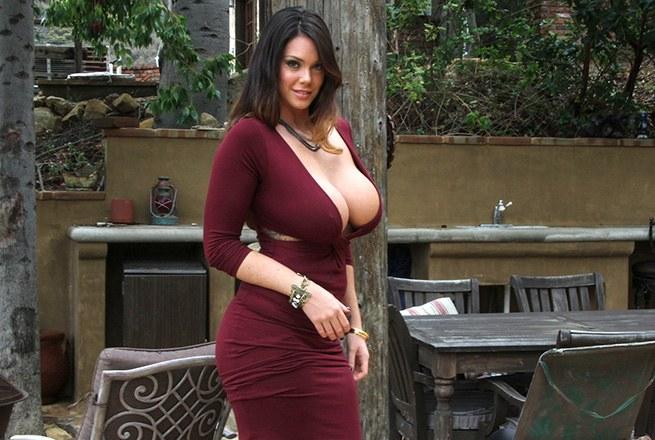 Asian Huge Natural Tits