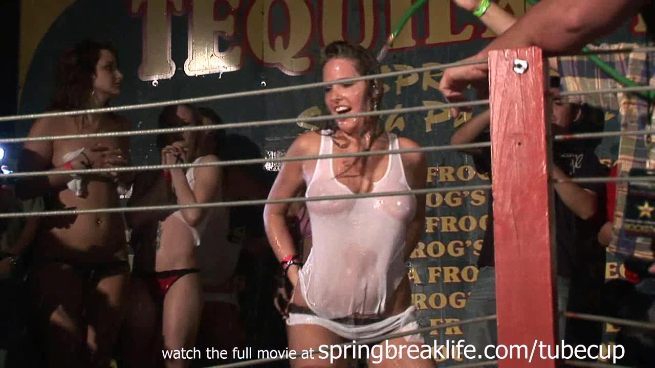 SpringBreakLife Video: Spring Break Wet T Prostitute in Port Sudan