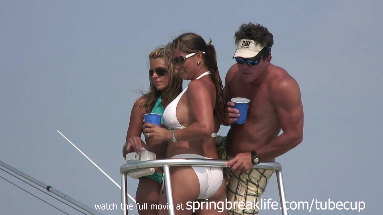SpringBreakLife Video: July 4th Boat Party lady sonia porno movies