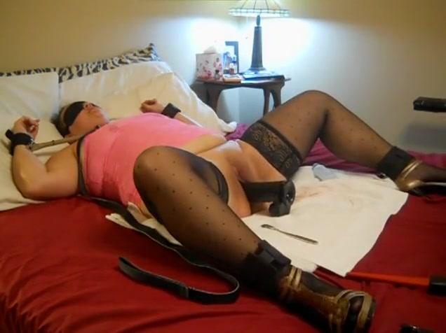 Best amateur BDSM, BBW porn video 18 inch anal club