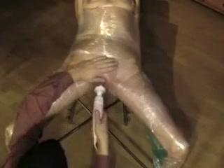 Amazing homemade Fetish, Dildos/Toys adult movie