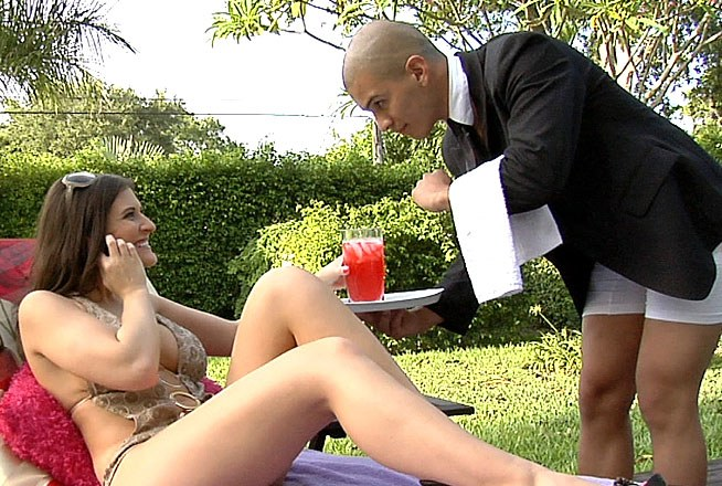 Poolside with the Plumber Indian Rides Bf Lund Desi