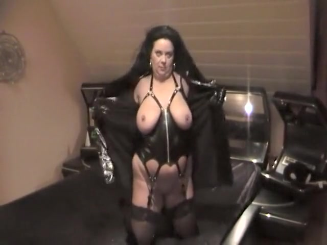 Crazy amateur Mature, Latex porn scene nightmares on wax in a space outta sound