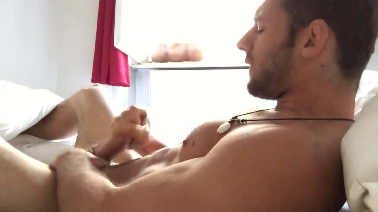 Morning Lube (Sexy Austrian Guy) Miosotis claribe