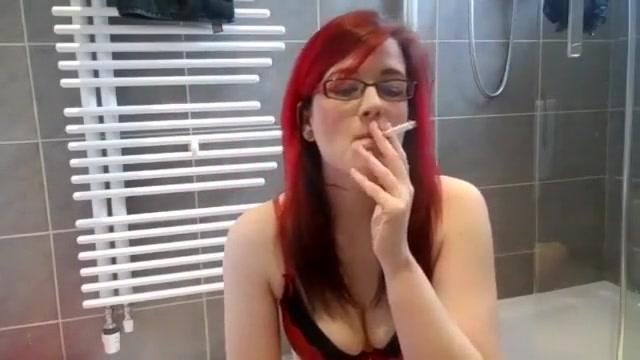 Fabulous homemade Smoking, Fetish porn movie Beautiful nude girls creamy pussy sex