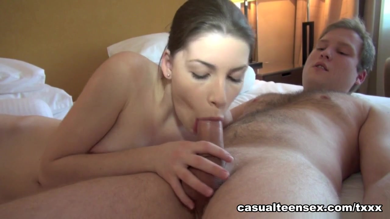 Pavel & Zena Little in From A Ride To Hot Sex - CasualTeenSex Piss shit free porn