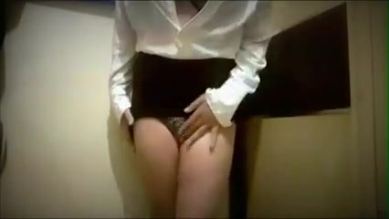 Crossdresser: Touching Myself the star movies wife ass