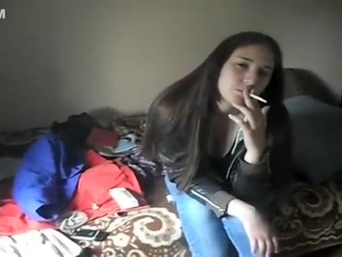 Incredible amateur Girlfriend, Smoking porn scene Mila kunis nakde nude