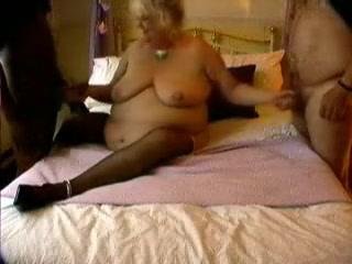 Incredible amateur Threesomes, Interracial porn movie