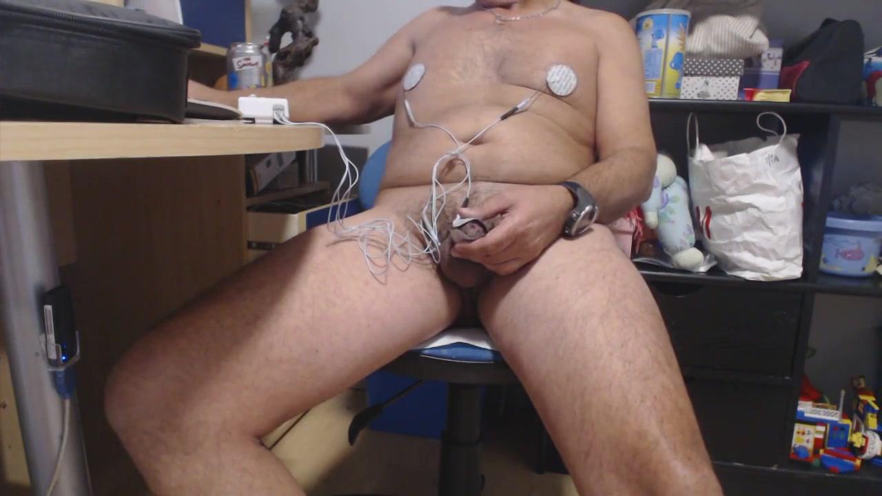 Stimulation electrique et ejac Leo christensen