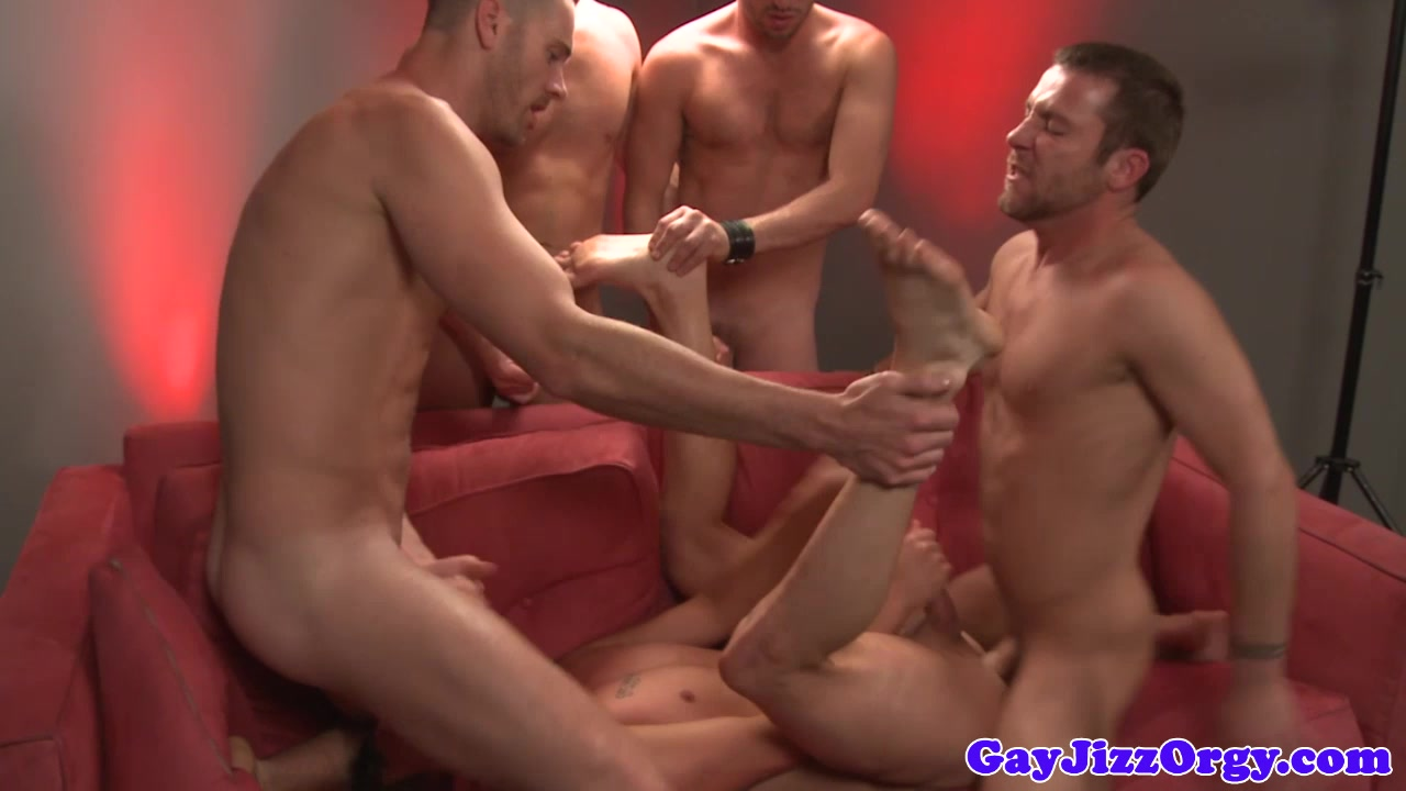 Troy Collins gets a facial at a gay orgy Elizabeth rose
