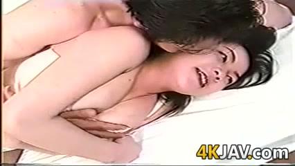 Retro Japanese Woman Having Sex