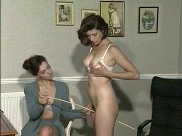 Incredible Retro, Lesbian porn scene Athletic body big boobs nude